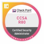 Check Point CCSA R80 Certified Partner