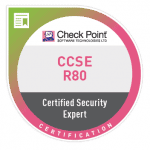 Check Point Certified Security Experts CCSE R80